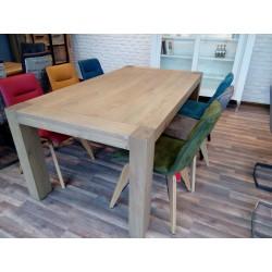 Biesiadny stół drewniany!...
