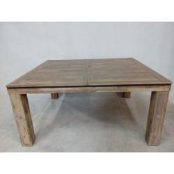 Duży, biesiadny stół z...