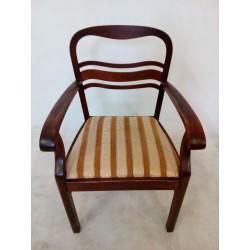 Wygodny fotel Art Deco!