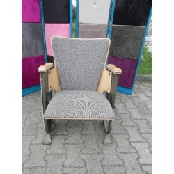 Designerskie fotele kinowe....