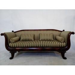 Oryginalna sofa Biedermeier...
