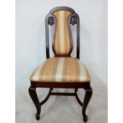 Dębowe krzesło secesyjne!