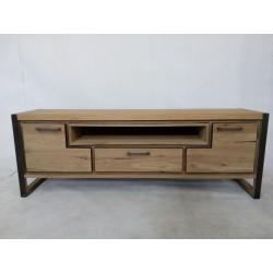 Elegancka, drewniana szafka...