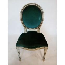 Piękne krzesło ludwikowskie!