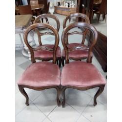 Śliczne krzesła w stylu...