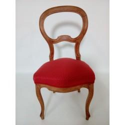 Urocze krzesło w stylu...