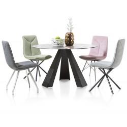 Elegancki, okrągły stół...