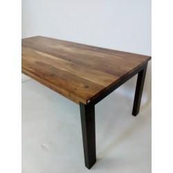 Industrialny stół z drewna...