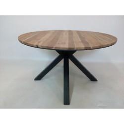 Okrągły stół drewniany dla...