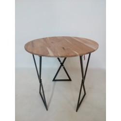 Okrągły stolik z...