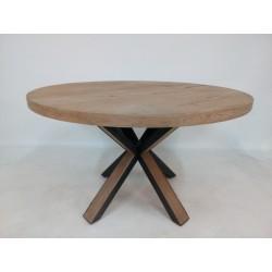 Designerski, okrągły stół...