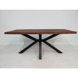 Stół z egzotycznego drewna...
