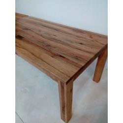 Oryginalny drewniany stół...