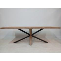 Duży stół dębowy na...