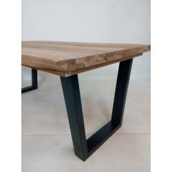 Stół Metalox dębowy...