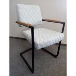 Krzesło na płozie Bergen...