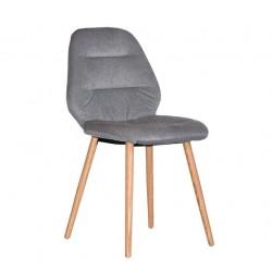 Krzesło Vita szare Label51