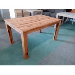 Oryginalny, drewniany stół...