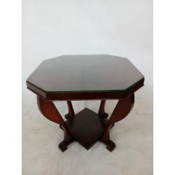 Piękny ośmiokątny stolik...