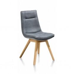 Krzesło Lucia H&H szare