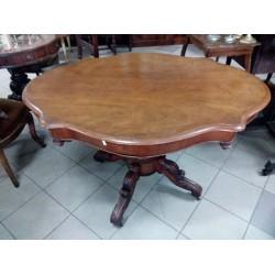 Piękny owalny stolik,...
