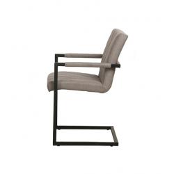 Krzesło na płozie Denmark...