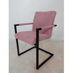 Krzesło Denmark na płozie,...