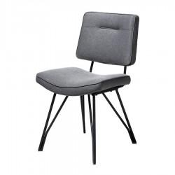 Krzesło Bruce szare Happy...