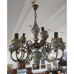 Piękna lampa wisząca lata...