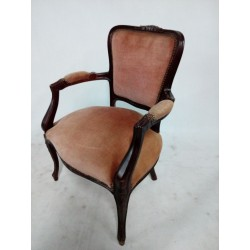 Oryginalny, piękny fotel...