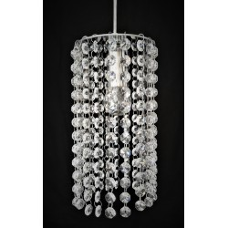 Małe lampy kryształowe nr...