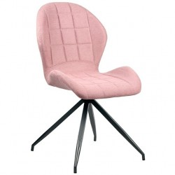 Krzesło Ferm różowe Label51