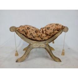 Ozdobne krzesło rzymskie...