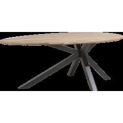 Owalny stół Colombo dębowy...