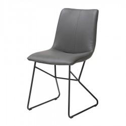 Krzesło Luke szare Happy@Home
