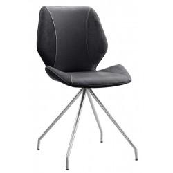 Krzesło Gabia czarne...