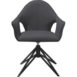 Krzesło kubełkowe Lola onyx...