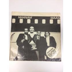 Płyta winylowa MAANAM 1980r