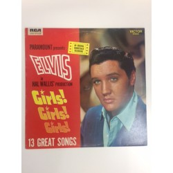 Płyta winylowa Elvis...