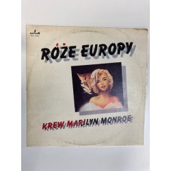 "Róże Europy ""Krew Marilyn..."