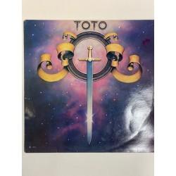Płyta winylowa zespołu TOTO...