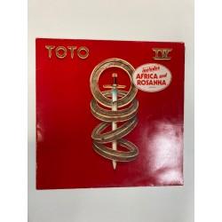 Płyta winylowa TOTO IV 1982r