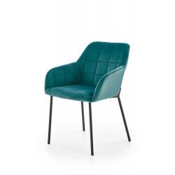 Eleganckie krzesło K305 velvet
