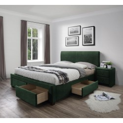 Łóżko MODENA 3 tapicerowane...