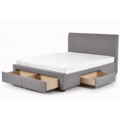 Łóżko MODENA tapicerowane z...