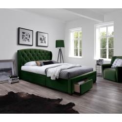Łóżko SABRINA tapicerowane...