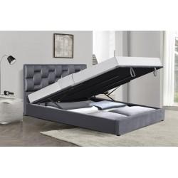 Łóżko ANNABEL velvet 160cm...