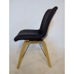 Nowoczesne krzesło z...