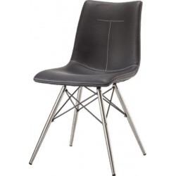 Krzesło Ambra kolor czarny...
