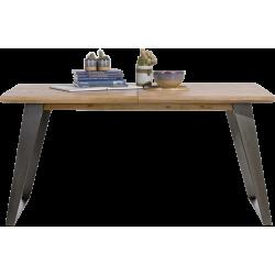Rozkładany stół Box 160cm H&H